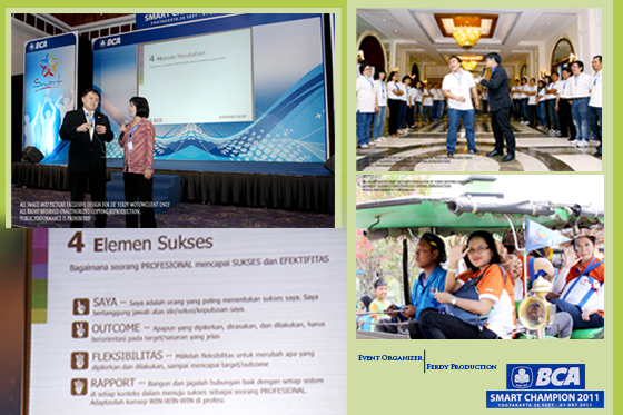 BCA   SMART  CHAMPION   2011