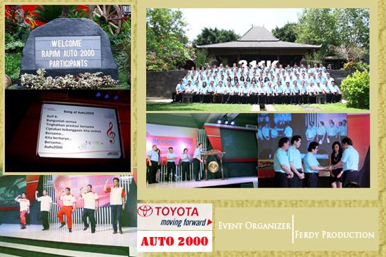 RAPIM AUTO 2000 PARTICIPANTS