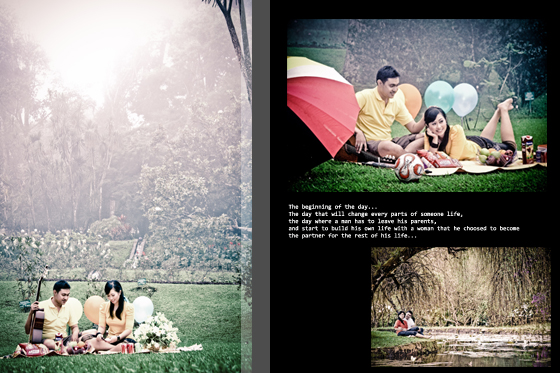 Paket Foto Prewedding / Ferdy Production