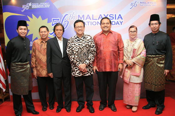 Malaysia Nasional Day Sangrila Hotel by Ferdy Production Photobooth