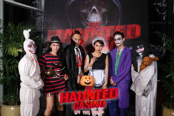 Event Party Hollowen 31 Oktober 2013 Otel Lobby Rasuna Said Kuningan by Ferdy Production PhotoBooth