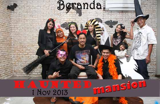 Hollowen Party Beranda By Ferdy Production Photobooth