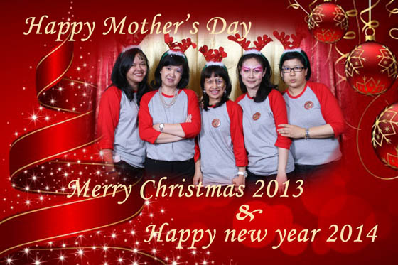 Happy Mather's Day RS. Mayapada Cilandak 21 Desember 2013 by Ferdy Production PhotoBooth