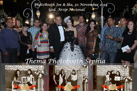 The Wedding Of Joe & Ika 30 November 2014 Gd. Arsip Nasional