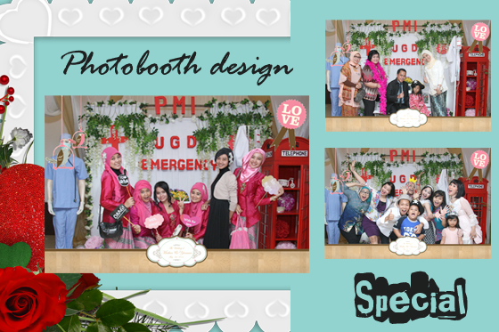 Photobooth Special Design