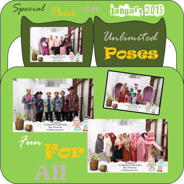 Paket Photobooth murah