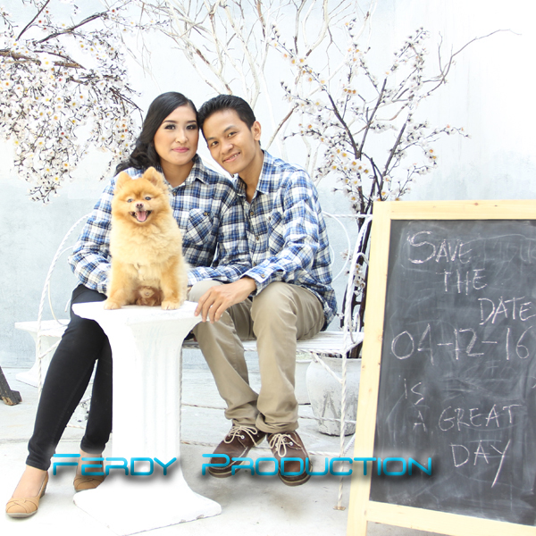 Photo foto wedding prewedding murah